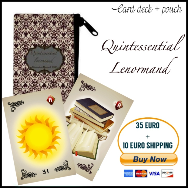 Quintessential Lenormand BUBDLE
