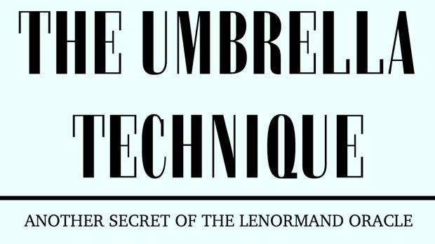 the-umbrella-technique