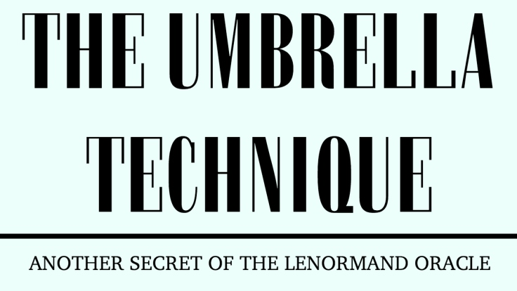 the-umbrella-technique